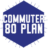 Commuter 80 – Purchase Using Dining Dollars (Spring 2018)