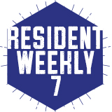 Resident Weekly 7 (Fall 2017)