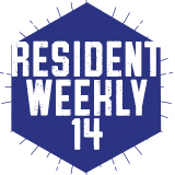 Resident Weekly 14 (Fall 2017)